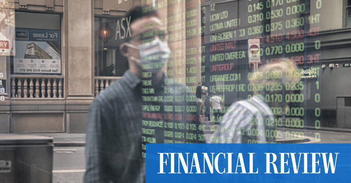 Sharemarket records tumble as ASX powers to new heights – The Australian Financial Review