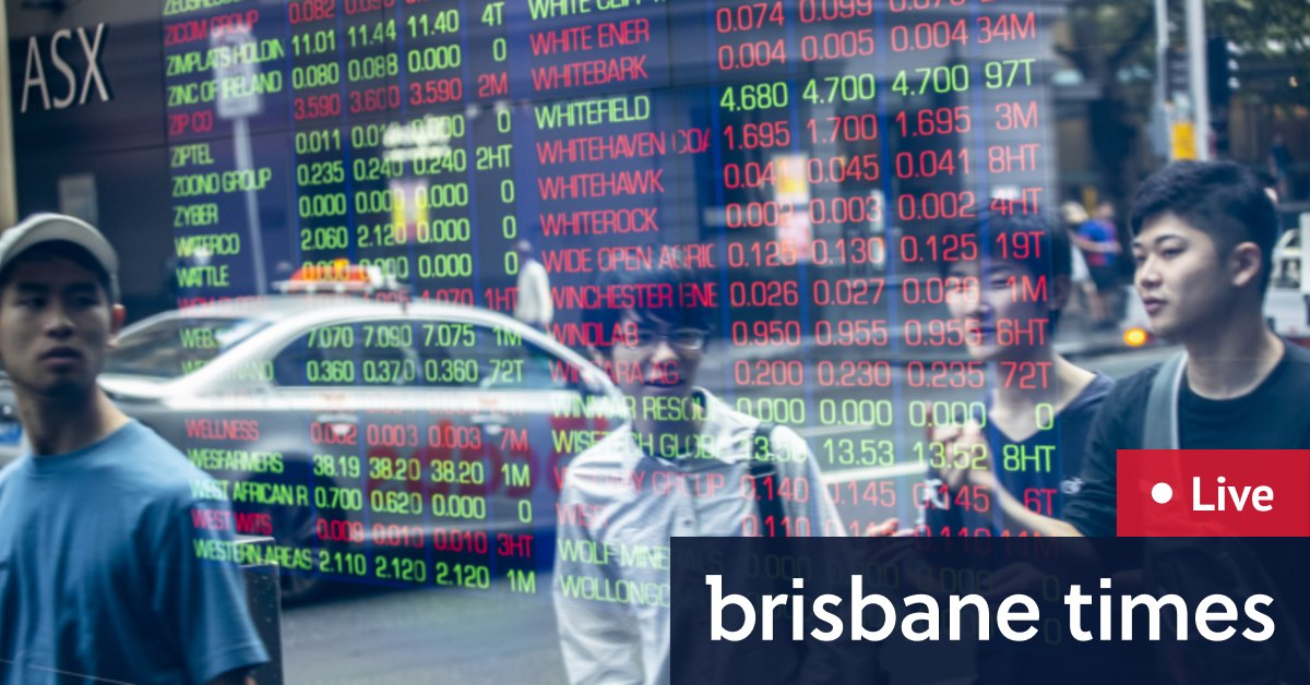 ASX to rise after Wall Street steadies AMP...