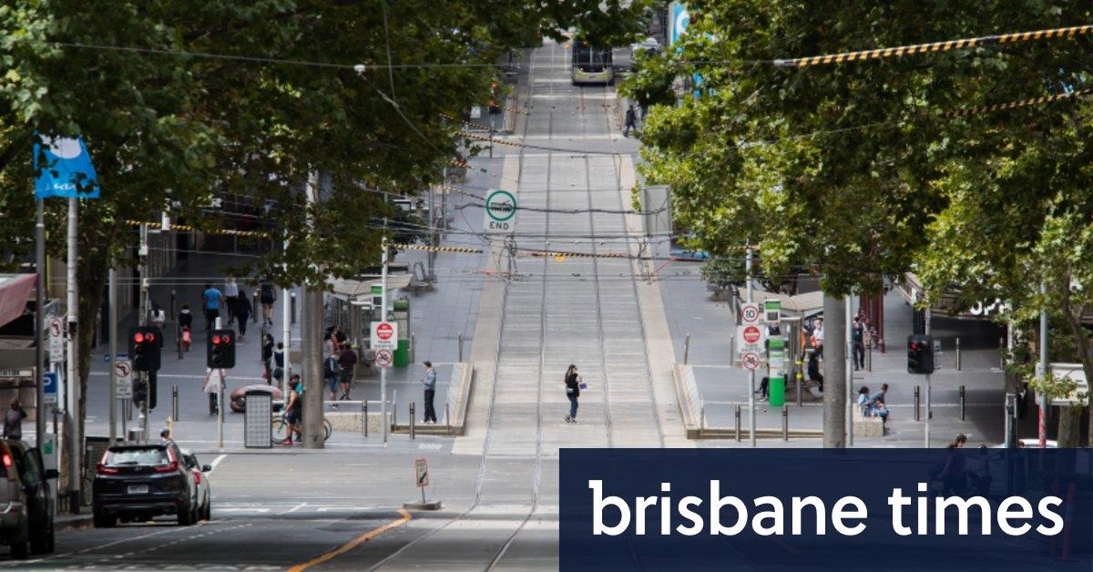 Toughest lockdown? Melbourne's dark 2020 in global context