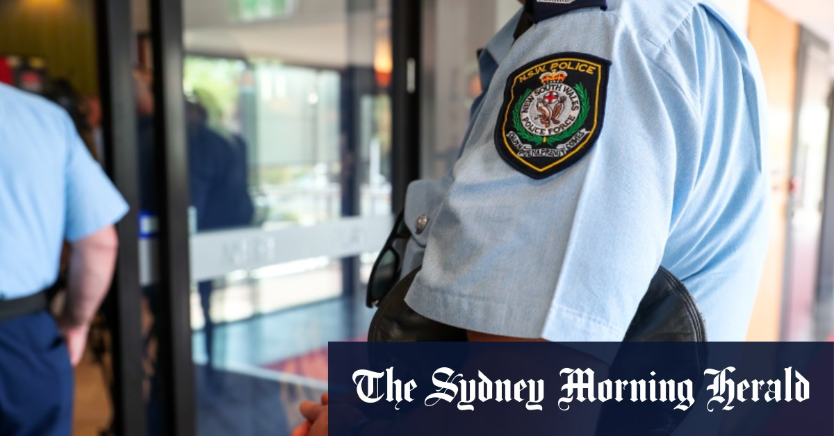 Truck driver hit with bottle crowbar in Sydney's west – The Sydney Morning Herald