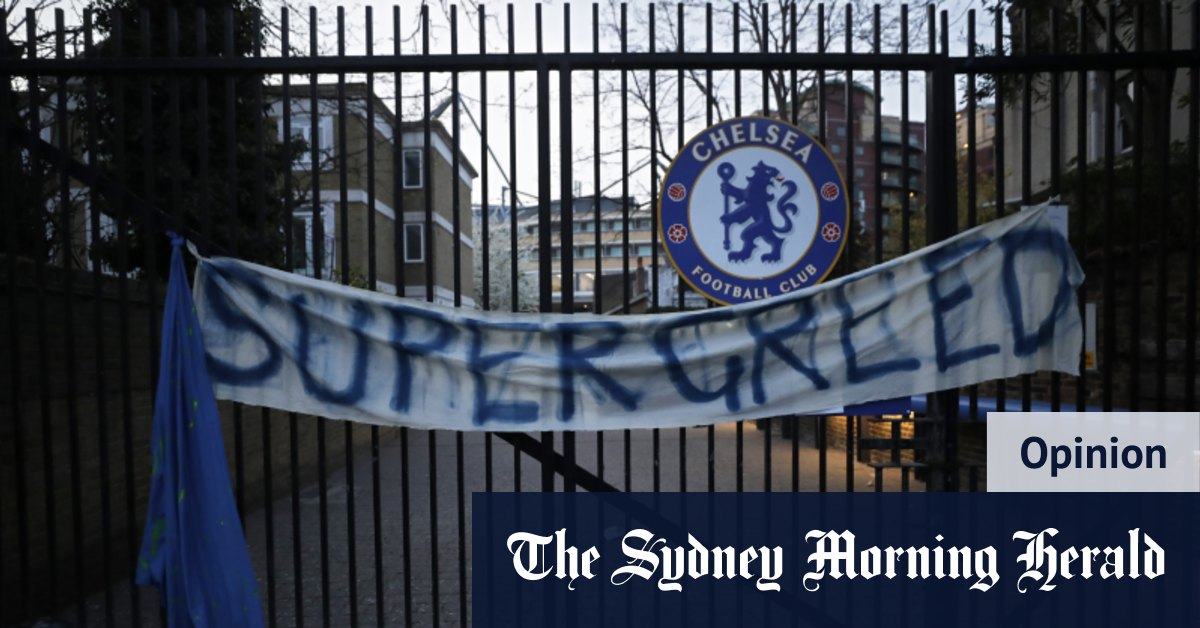 Soccer's stupid own goal does not mean the game is over – Sydney Morning Herald