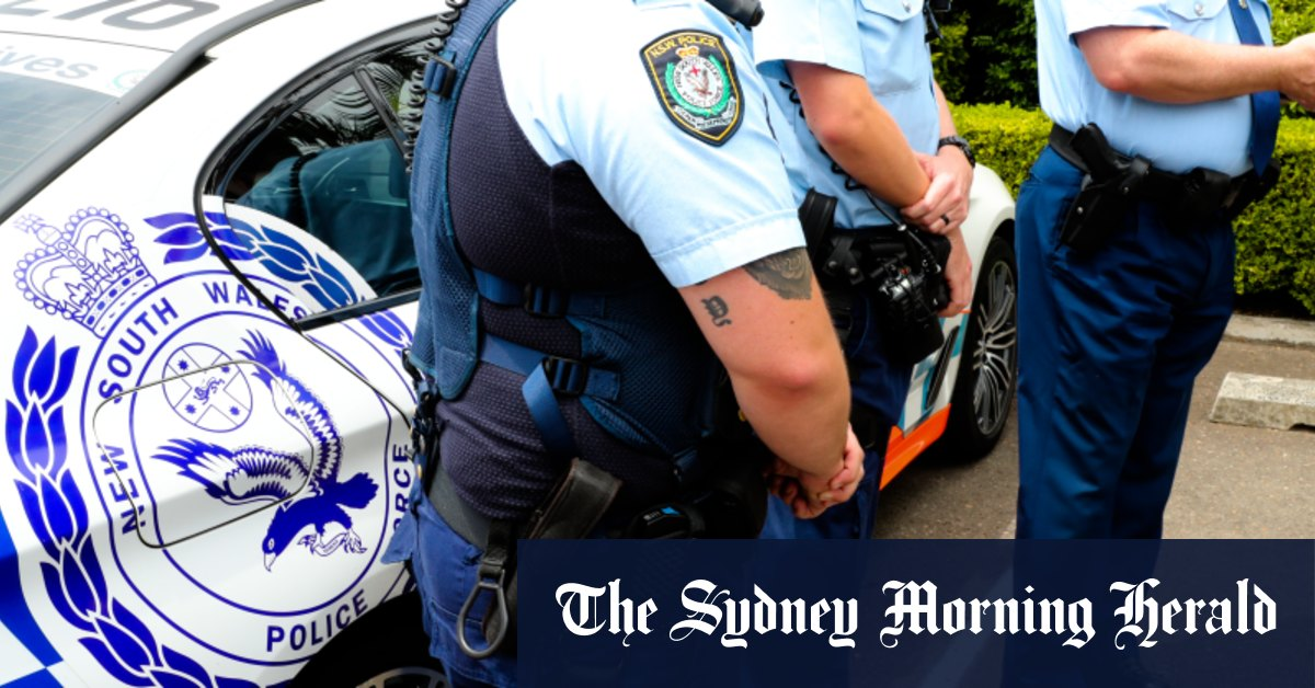Sydney photographer arrested following sexual assault allegations – Sydney Morning Herald