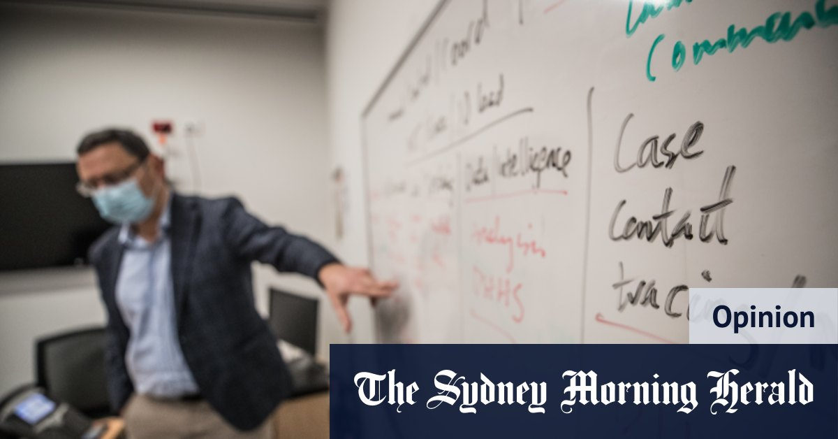 Critics of Victoria's contact tracing system misunderstand some key facts – Sydney Morning Herald