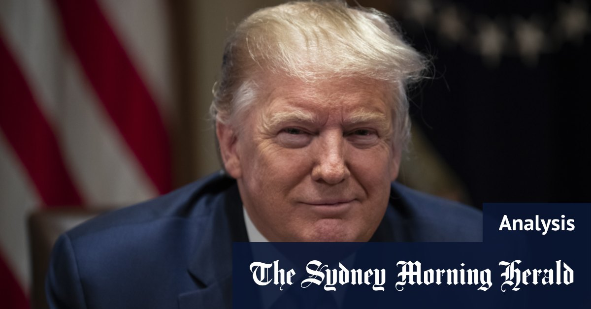 Red mirage? Blue mirage? What to expect on Election Day – Sydney Morning Herald