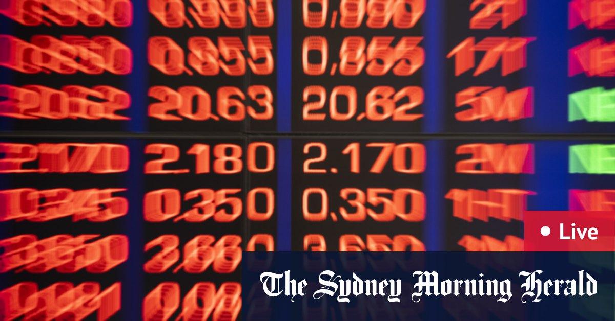 ASX near three-week low as virus fears sap global markets – The Sydney Morning Herald