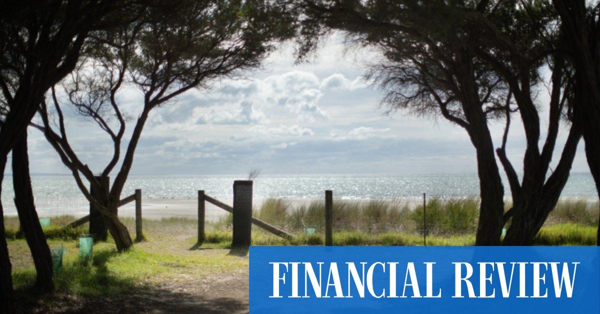 Mornington Peninsula winning Melbourne's property price raceThe Australian Financial Review