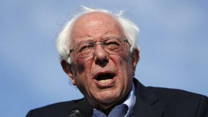 Bernie Sanders: Israeli government 'racist'