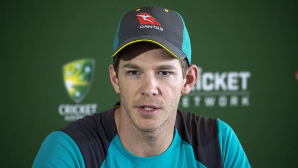 Let's shake on it: Paine keen to continue new sporting act