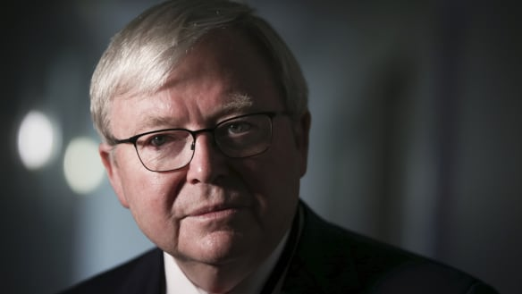 Israel forged Australian passports before, Rudd reveals in new book