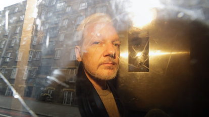 UK minister green lights Julian Assange extradition request for court review