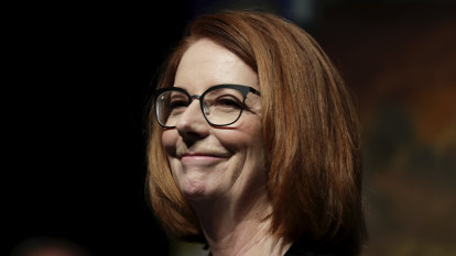 Julia Gillard to back Tanya Plibersek in Labor leadership race