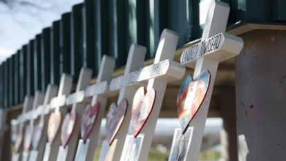 The Columbine High School shooting's 20th anniversary is commemorated with memorials and vigils