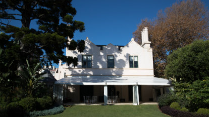 Hidden gem: Lindesay is one of Sydney's most colourful properties