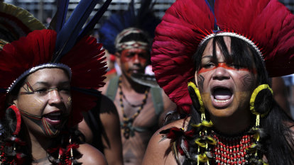 Brazilian President puts indigenous land decisions in farmers' hands