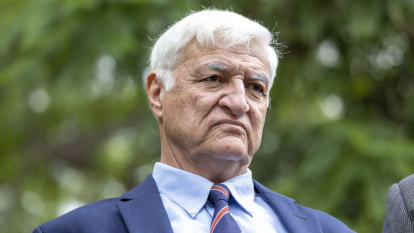 Bob Katter says Pauline Hanson's woes are his gain