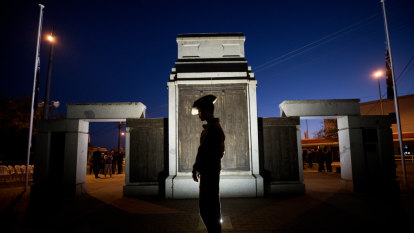 A poetic testament to the enduring myth of Anzac