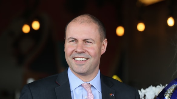 Treasurer Josh Frydenberg challenges Labor on inequality, lays out new economic focus
