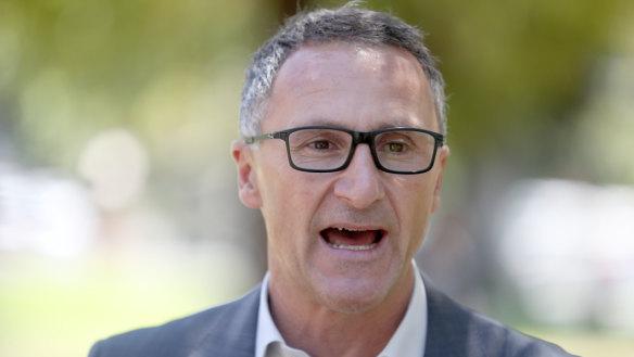 'We let people down': Greens leader downplays bullying concerns