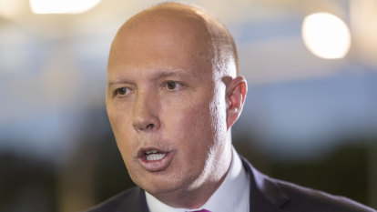 Seven candidates are hoping to wrest Dickson from Peter Dutton