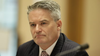 Mathias Cormann solves the parable of loaves, fishes and a credit card