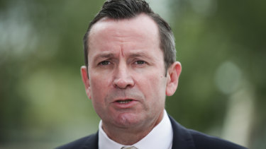 Premier Mark McGowan has set 12 KPIs to measure his success in government.
