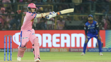 Steve Smith did well again with the bat but his side fell short against Delhi.
