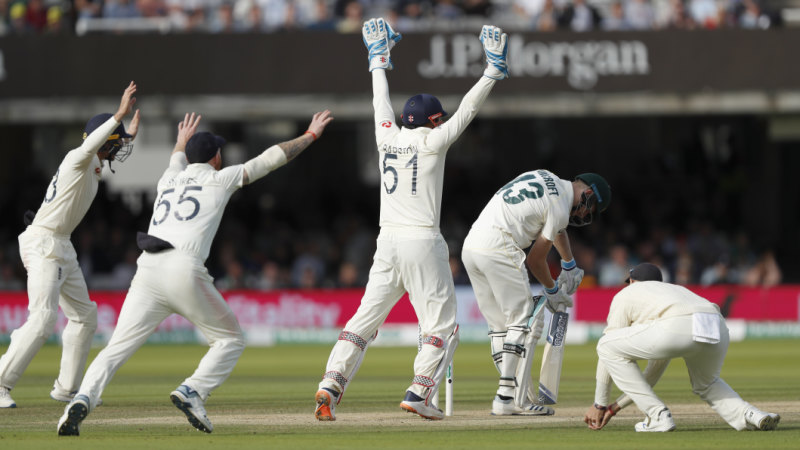 A high-speed Test match that gave us what every sporting contest needs