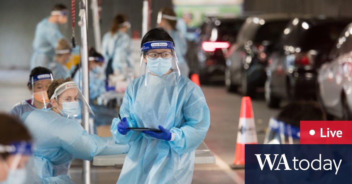 Coronavirus updates LIVE: PM plots future plan for no lockdowns, close contacts of Victorian quarantine worker test negative