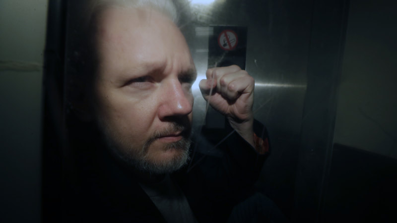 ABC raids a wake-up call to journalists who left Assange swinging