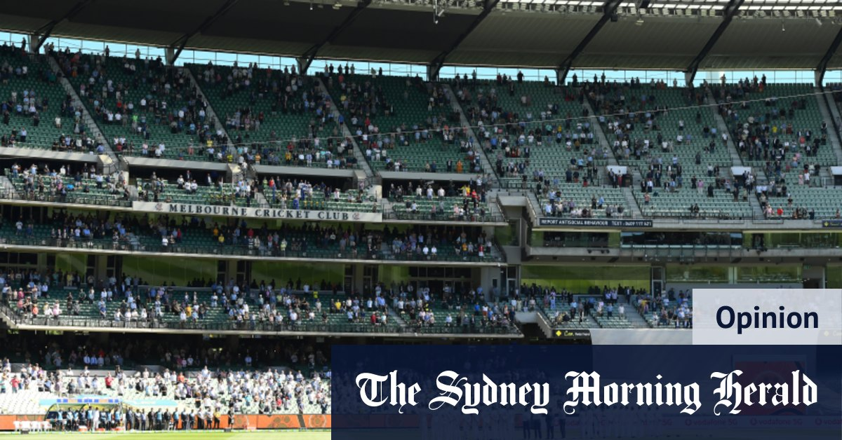 After boxing through toughest of years, MCG Test is one to celebrate