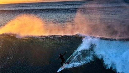 Sunny week ahead for Sydneysiders, hazardous surf along the NSW coast