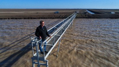 NSW sought to beat Basin Plan water limits