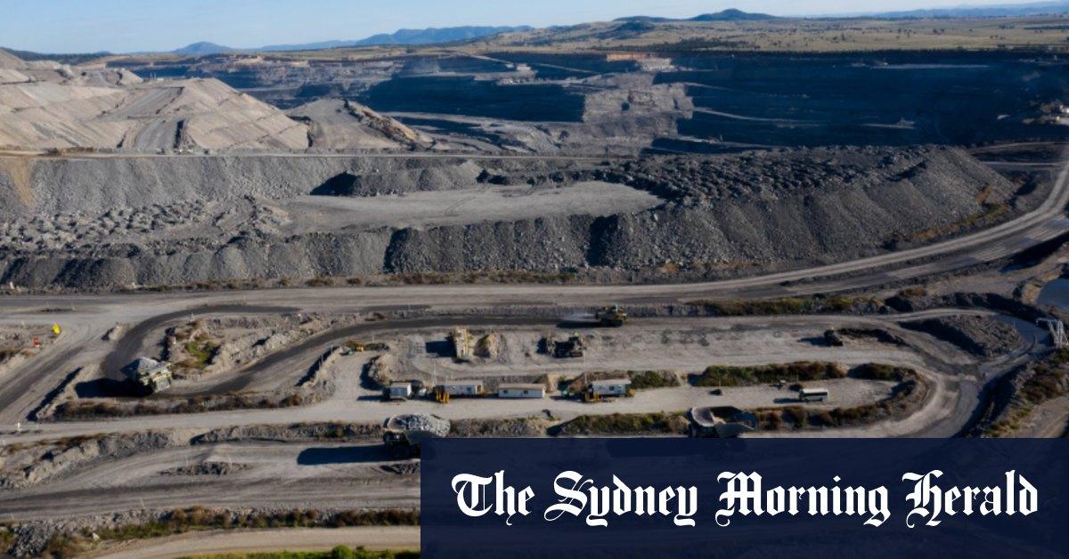NSW coal industry would die in 20 years worst-case scenario predicts – Sydney Morning Herald