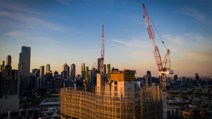 New grants for construction businesses, as Victoria records 1488 cases