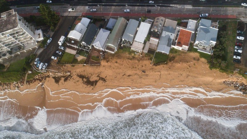 The early warning system being developed to shore up Australia's beaches - The Sydney Morning Herald