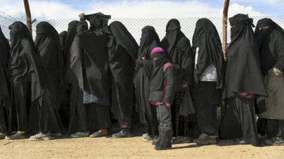 'It's complicated': Australia hardens stance against IS wives, children
