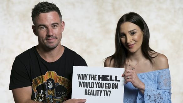 'It was just hate, hate, hate': Ex-reality TV stars open up on ABC show