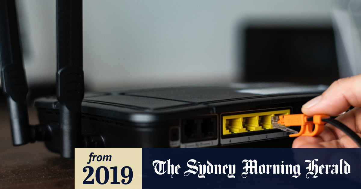 Nbn Modems Struggle To Cope With Broadband Network S Reliance On Copper Says Acma