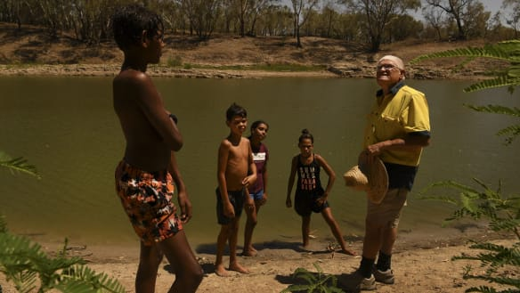 'Cultural water': Indigenous water claims finally on Darling agenda