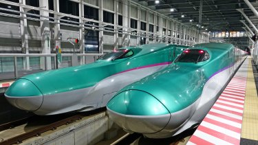 Both sides of politics say it's time for high-speed rail, but neither has committed money to it yet.