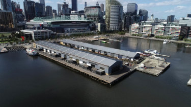 Central Pier has been closed due to structural issues.