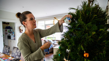 Pippa Woods, of East Lindfield, was planning to spend Christmas in Elanora Heights.