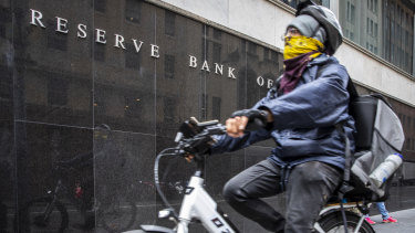 The Reserve Bank of Australia has suggested that official interest rates may not rise for three years.