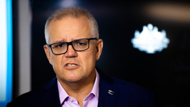 Scott Morrison's chances of coasting to an early election just evaporated.