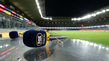 Done deal:FFA and Fox have agreed to a shortened deal to televise this season and next.