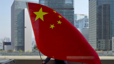 VFS Global uses local subcontractors to process Australian visas in China.