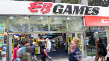 Despite nearly 400 stores and fierce competition, EB Games is a strong, profitable business.