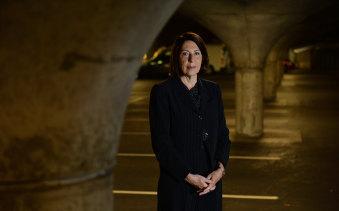 Former MUP CEO Louise Adler