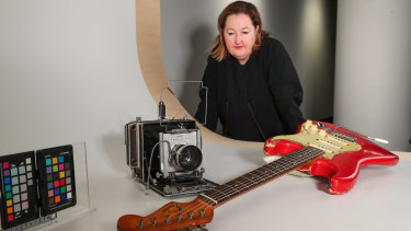 Digitising the Powerhouse collection is a once-in-a-generation investment, says the Powerhouse's CEO Lisa Havilah.
