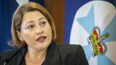 Deputy Premier Jackie Trad says she will advocate for anyone who failed to vote last weekend because of health concerns.